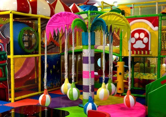 Little Fun World Kids Play Zone Birthday Party Hsr