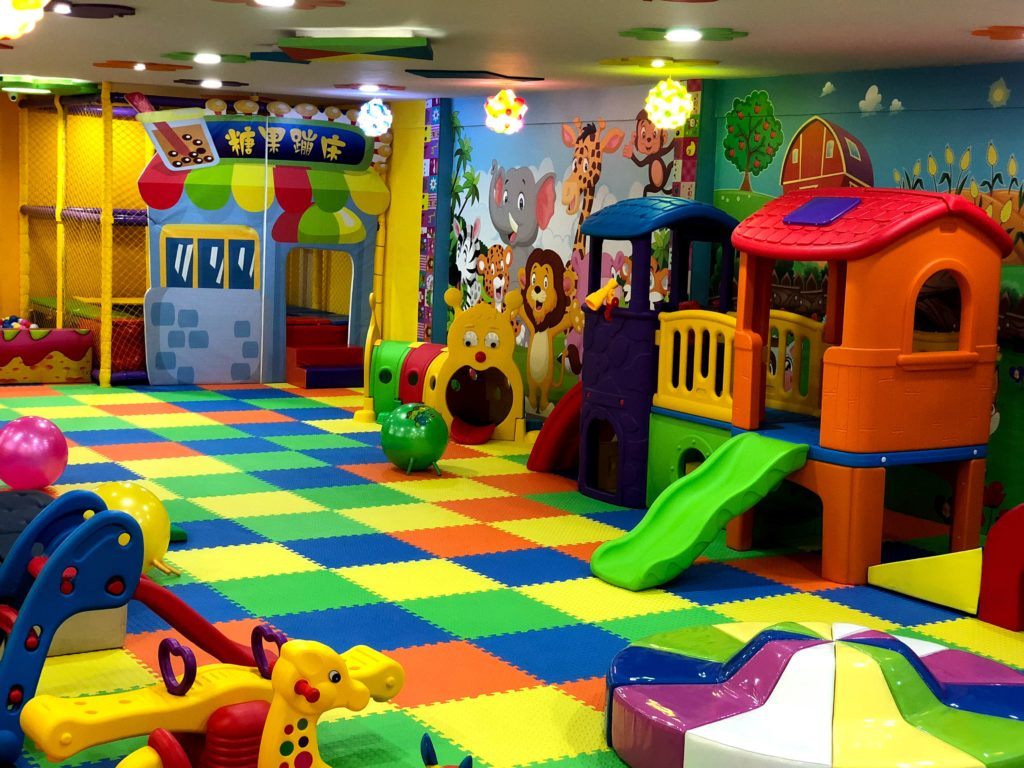 7 Inspiring Kid Room Color Options For Your Little Ones: Toddler World Kids Play Zone